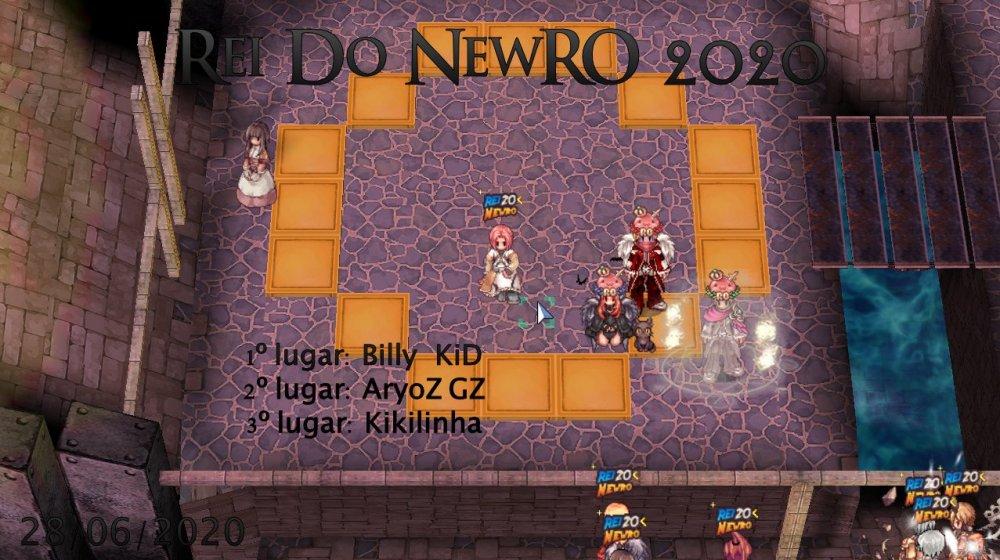 Rei Do NewRO 2021